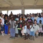 Humanitarian Design seminar at the Roche Health Center Clinic in Roche, Tanzania, June 2011