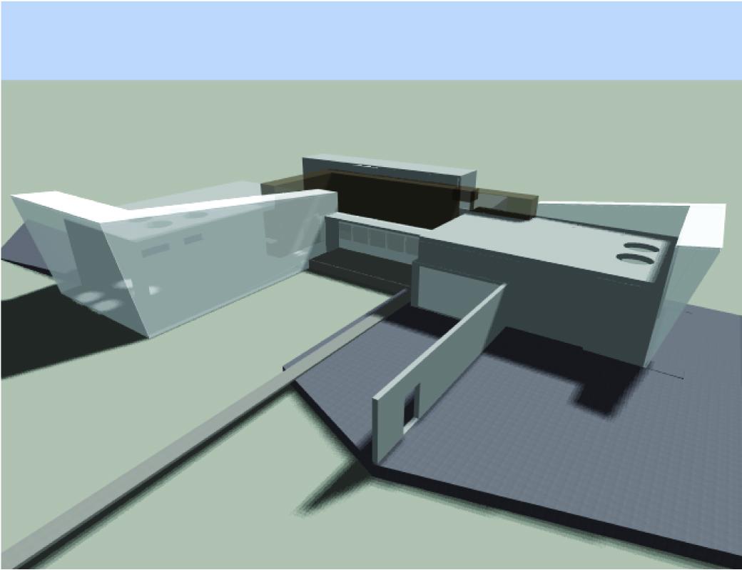Aabenraa Museum design