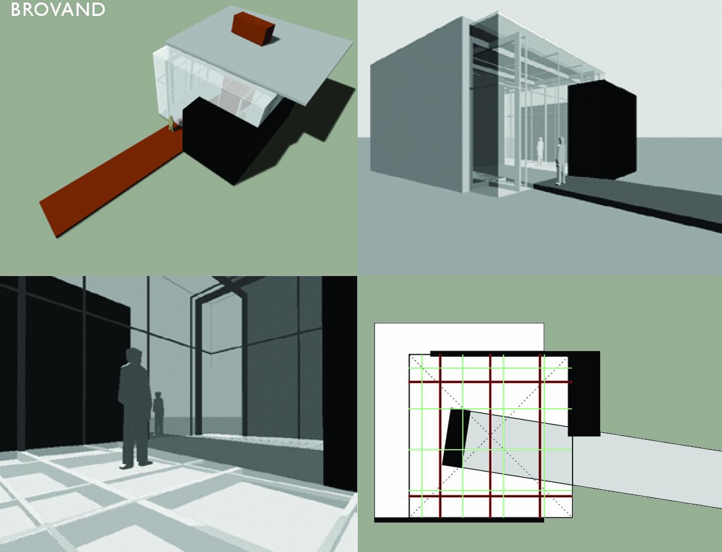 Aabenraa Museum Gallery design