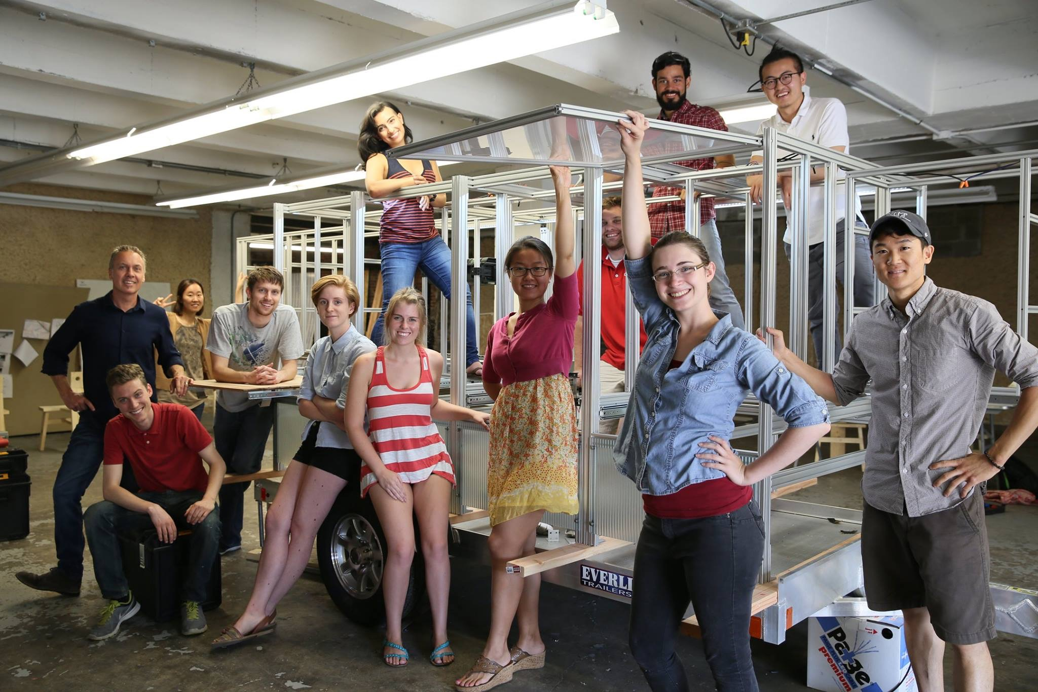 MetroLAB Mobile Workshop Studio,